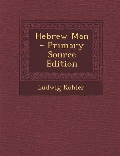 9781289802295: Hebrew Man
