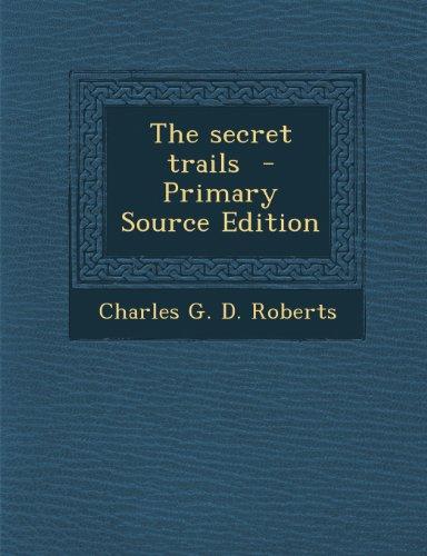 9781289839338: The secret trails