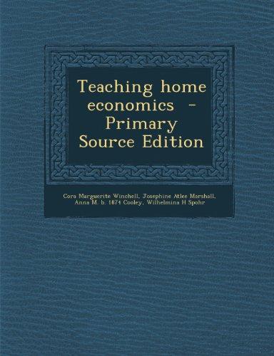 9781289854584: Teaching home economics