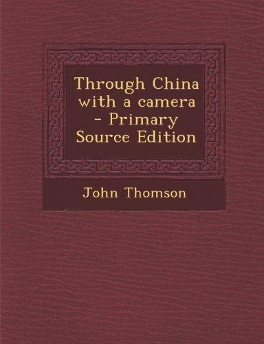9781289867911: Through China with a Camera