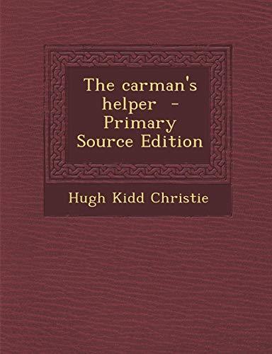 9781289891503: Carman's Helper