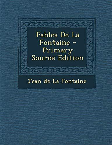 9781289901318: Fables de La Fontaine (French Edition)