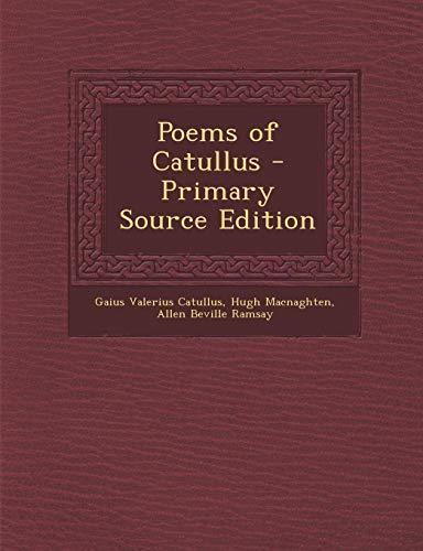 9781289934835: Poems of Catullus