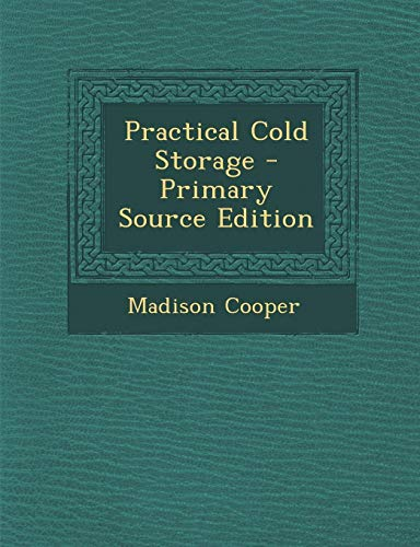 Practical Cold Storage Cooper, Madison