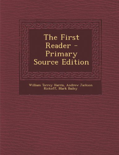 9781289971540: The First Reader