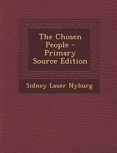 9781289975029: Chosen People