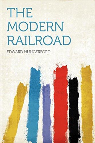 9781290245326: The Modern Railroad