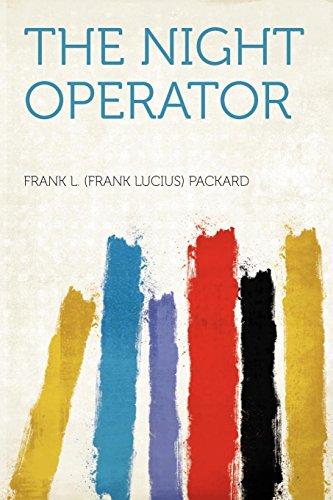 9781290582032: The Night Operator