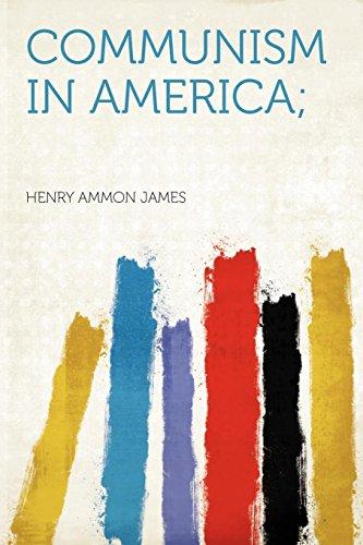 9781290593908: Communism in America;