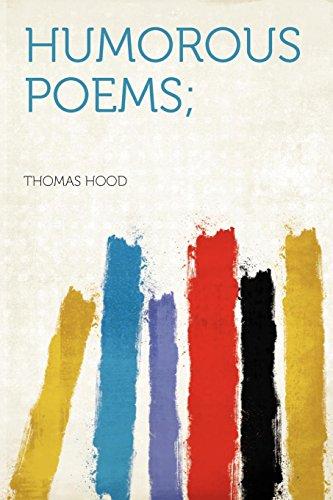 9781290729260: Humorous Poems;