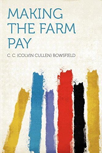 9781290943710: Making the Farm Pay