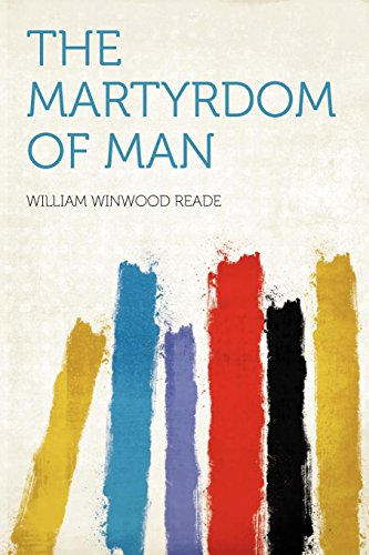 9781290954822: The Martyrdom of Man
