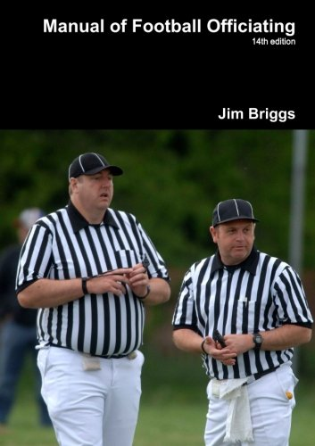 9781291018813: Manual of Football Officiating