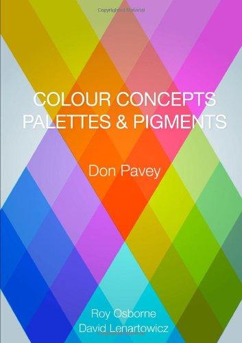 9781291057294: Colour Concepts Palettes And Pigments