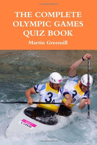 9781291060157: The Complete Olympic Games Quiz Book
