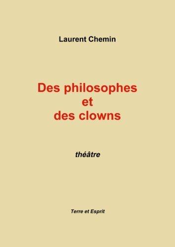 9781291088540: Des Philosophes et des Clowns - Th��tre.