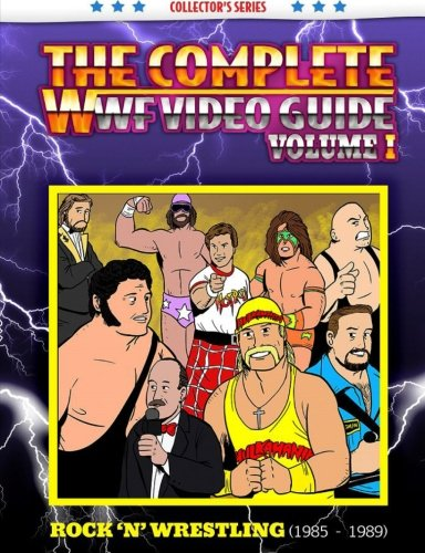 9781291100891: The Complete Wwf Video Guide Volume I