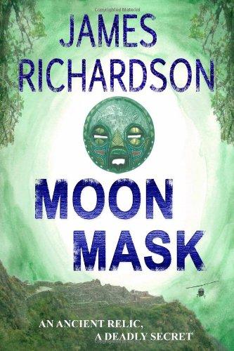 9781291114423: Moon Mask
