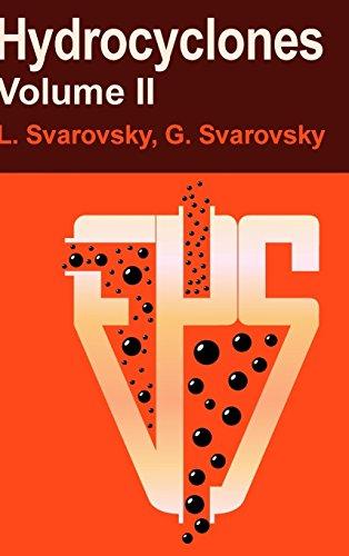 Hydrocyclones Volume II: Svarovsky, George