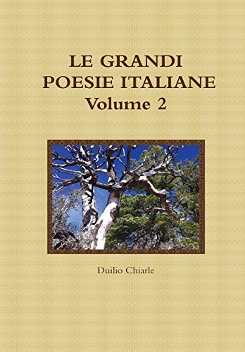 9781291126662: LE GRANDI POESIE ITALIANE - Volume 2 (Italian Edition)