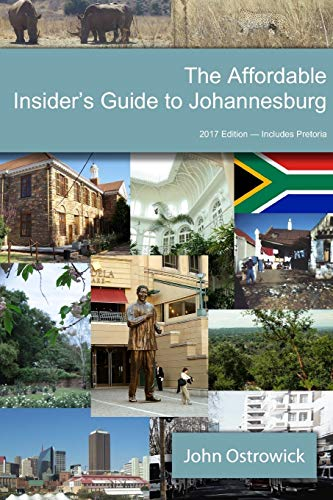 9781291130041: The Affordable Insider's Guide to Johannesburg