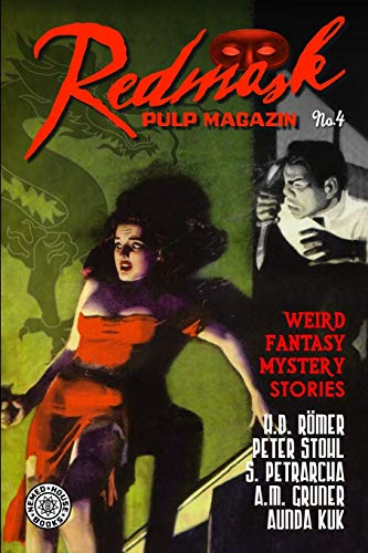 9781291152043: Redmask Pulp Magazin No. 4 (German Edition)