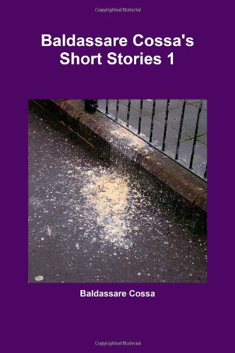 9781291220339: Baldassare cossa's short stories 1