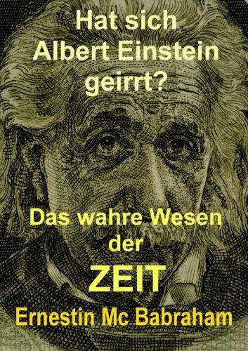 9781291269864: Hat sich Albert Einstein geirrt?