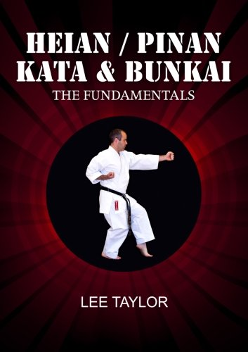 9781291293180: Heian/Pinan Kata & Bunkai The Fundamentals