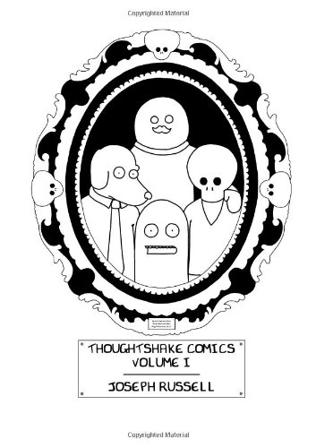 9781291293524: Thoughtshake Comics Volume I (Volume 1)