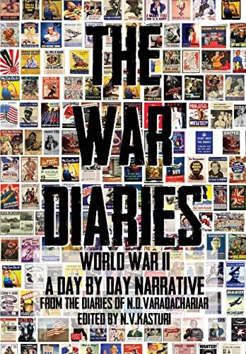 9781291303803: The War Diaries