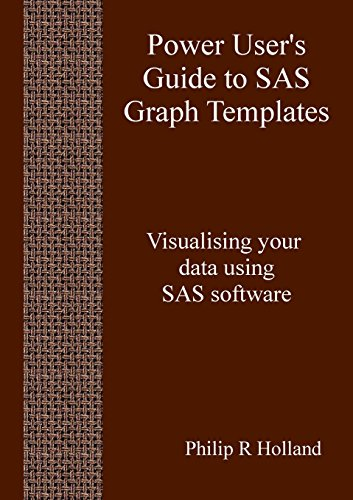 9781291312492: Power User's Guide to SAS Graph Templates