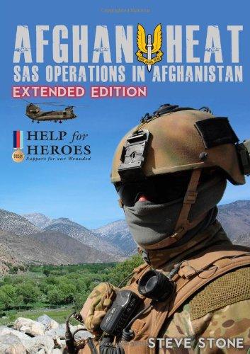 9781291331110: Afghan Heat: Sas Operations in Afghanistan