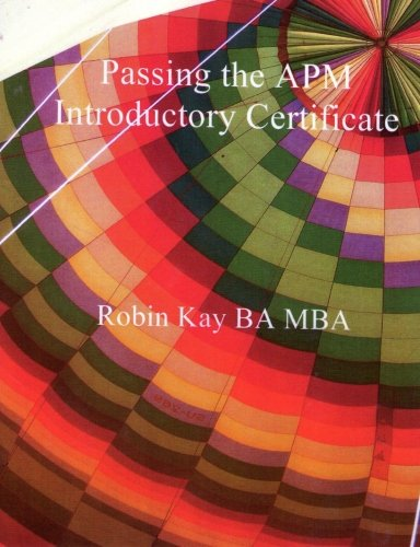 9781291347371: Passing the Apm Introductory Certificate