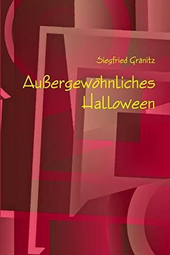9781291353501: Au�ergew�hnliches Halloween