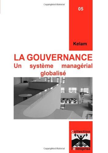 9781291371765: La gouvernance (French Edition)