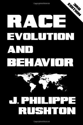 9781291389555: Race, Evolution and Behavior