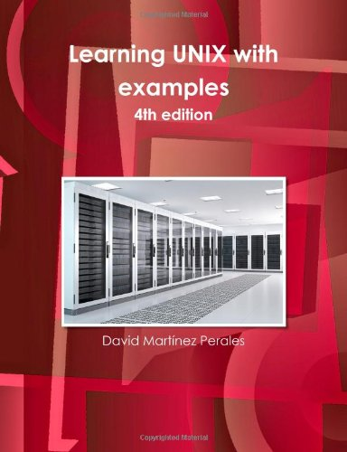 9781291407914: Learning Unix with examples
