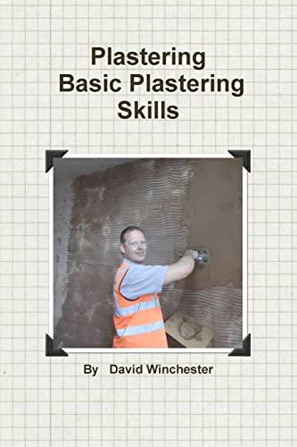 9781291415223: Plastering Basic Plastering Skills