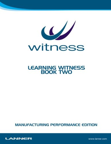 9781291478785: Learning Witness Book Two - Manufacturing Performance Edition