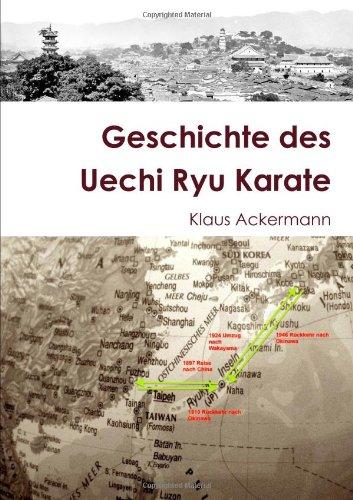 9781291481587: Geschichte des Uechi Ryu Karate