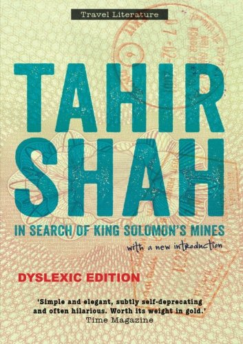9781291528626: In Search of King Solomon's Mines, Dyslexic edition