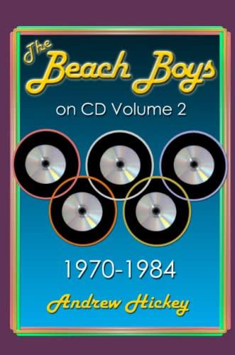 9781291546255: The Beach Boys On Cd Volume 2: 1970 - 1984