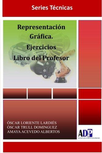 9781291572452: Representación Gráfica. Ejercicios. Libro del Profesor
