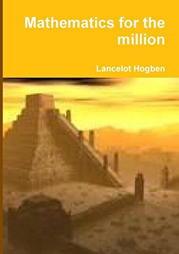 9781291585452: Mathematics for the Million
