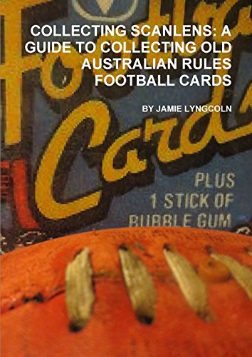 9781291597981: Collecting Scanlens: A guide to collecting old Australian Rules Football Cards