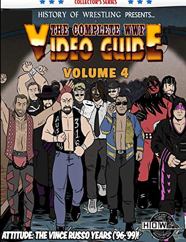 9781291653458: Attitude! The Vince Russo Years (1996-1999) (The Complete WWF Video Guide)