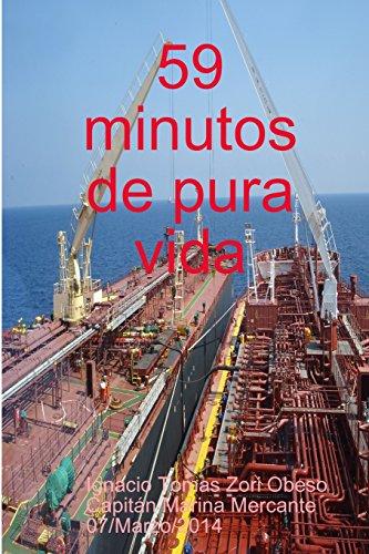 9781291659887: 59 minutos de pura vida (un poco) corregido (Spanish Edition)