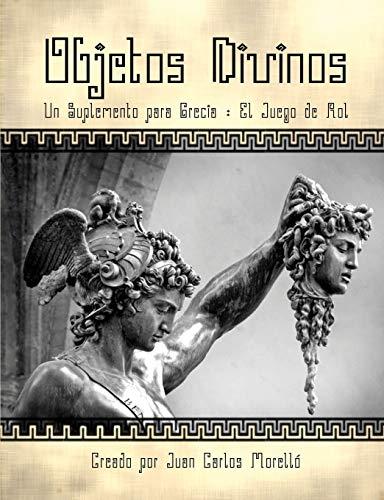 9781291669527: Objetos Divinos