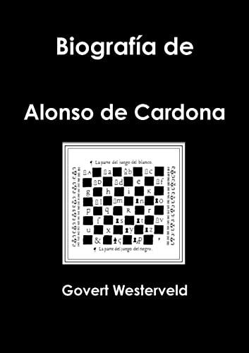 Biografia de Alonso de Cardona: Govert Westerveld